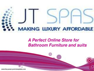 Freestanding Baths | Roll Top Bath | Slipper & Modern at JT Spas