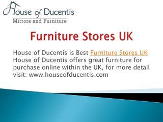 Furniture Stores UK