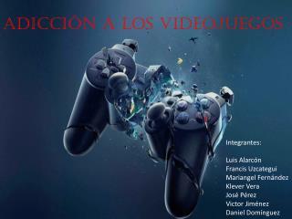 Adicción a los video-juegos