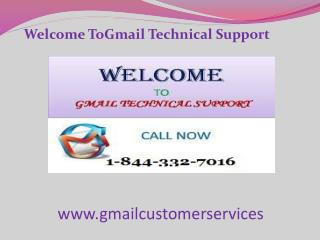 Gmail Password Recovery 1-844-332-7016 Technical Support
