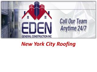 New York City Roofing - Contractorinny.com