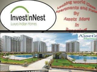 Assetz Homes Assetz Marq Whitefield in Bangalore