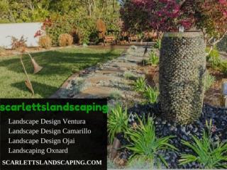 Landscape Design Malibu