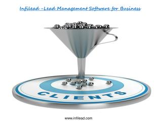 Infilead -Lead Management Software for Business