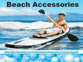 Buy Beach Accessories