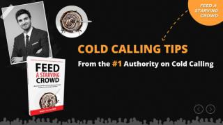 Cold Calling Tips From The # 1 Authority on Cold Calling