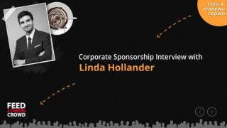 Corporate Sponsorship Interview With Linda Hollander -Part2