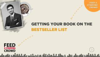 Getting Your Book On The Best Seller List