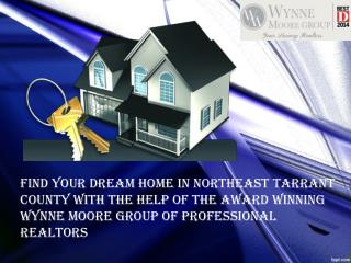 Find Your Dream Home in Northeast Tarrant County with the He