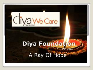 Diya Foundation