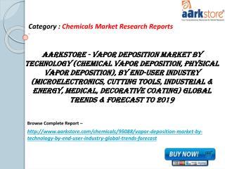 Aarkstore - Vapor Deposition Market