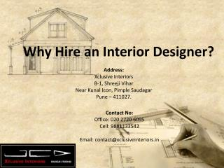Best Interior Designer in Pune