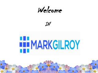 Book Publishing Online With Markgilroy.com