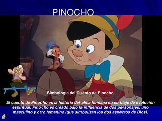 SIMBOLOGIA DEL CUENTO DE PINOCHO