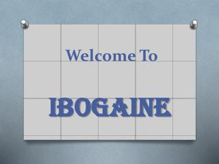 Ibogaine Clinics Mexico