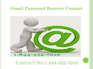 Gmail Technical Support 1-844-332-7016 USA