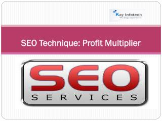 SEO Technique: Profit Multiplier
