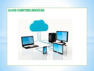 Top Cloud Computing Services