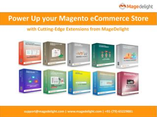 Magento Extensions which Enhance Your Online Business