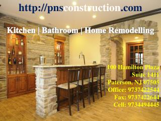Kitchen remodelling Bergen County NJ