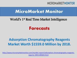 Adsorption Chromatography Reagents Market