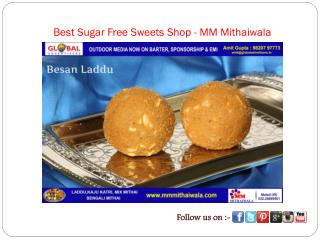Best Sugar Free Sweets Shop - MM Mithaiwala