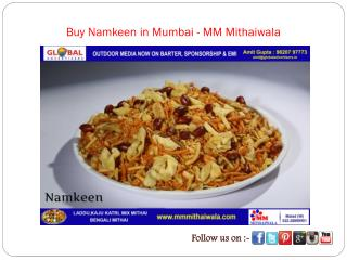 Buy Namkeen in Mumbai - MM Mithaiwala