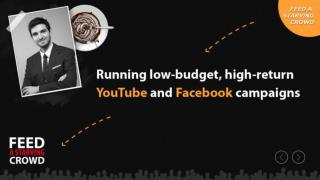Running low-budget,High-return YouTube and Facebook Campaign