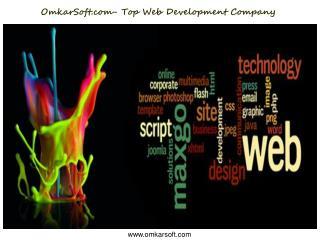 OmkarSoft.com- Top Web Development Company
