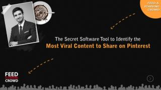 The Secret Software Tool To Identify The Most Viral Content