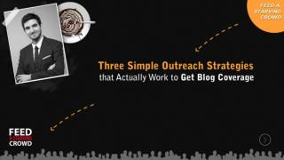 Three Simple Outreach Strategies That Actually Work to Get