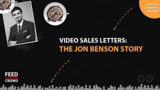 Video Sales Letters _ The Jon Benson Story