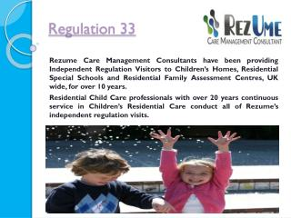 Residential Childrens Homes