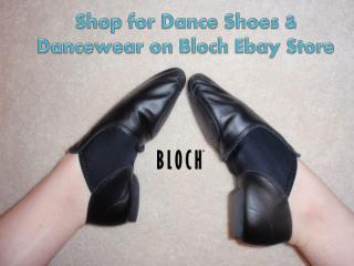 Shop for Dance Shoes & Dancewear on Bloch Ebay Store