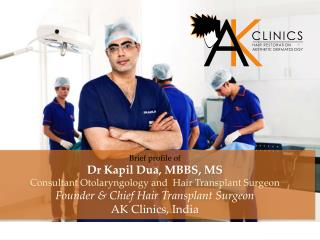 Best Hair Transplant Surgeon