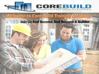 Building Construction Courses