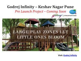 Godrej Infinity Pune @ 1/2 BHK