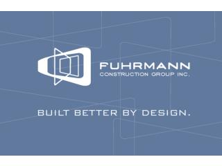 Fuhrmann Construction Group - Office Renovations