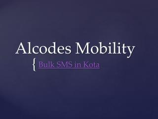 Bulk SMS in Kota