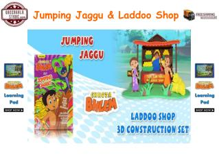 Chota Bheem Games and Toys @ http://www.greengoldstore.com