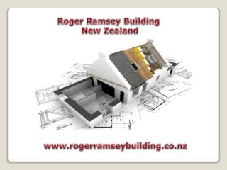 Roger Ramsey Building - The Master Builders You Can Trust