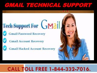 Gmail Technical Help USA Toll Free Number 1-844-332-7016