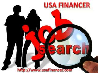 Get Job Interview Today in USA