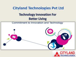 Hosting services by Cityland technologies