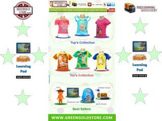 Chhota Bheem Apparels : Avail Free Shipping