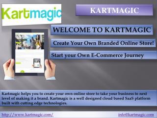 Website Store development