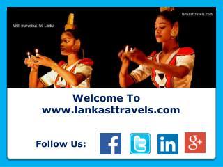 Amazing Sri lanka tour with Lanka ST Travels