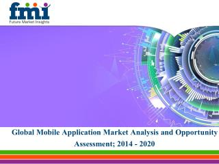 Mobile Application Market Analysis and Opportunity Assessmen