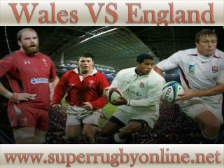 Six Nations England vs Wales Online