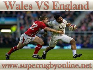 Streaming England vs Wales On 6 Feb